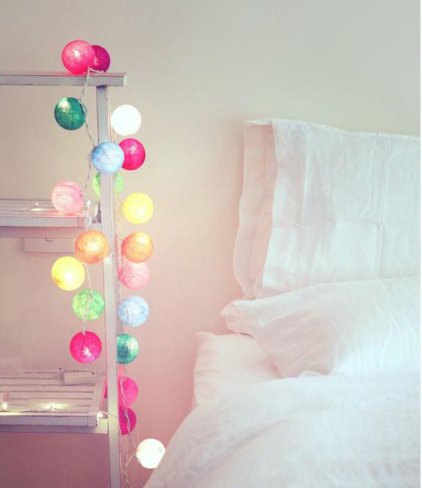 אדיר אור קסום בבית! עיצוב הבית עם שרשרת גרילנדה, מנורה לא כמו שחשבתם OE-59
